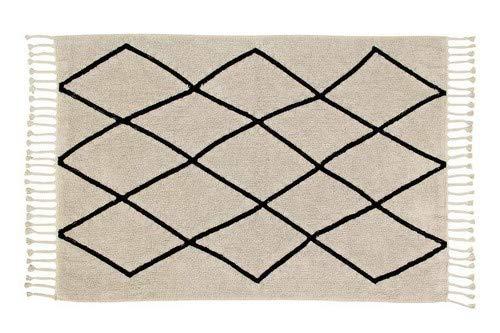 Lorena Canals 1703496031 - Teppich Berber, 140 x 200 cm