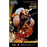 「AC」Unique Art UA 1/4 ワンピース ログコレクション 大型スタチューシリーズ ONE PIECE Vinsmoke Sanji ワンピース ヴィンスモーク サンジ スタチュー フィギュア