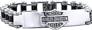 Best harley davidson mens chain bracelet Reviews