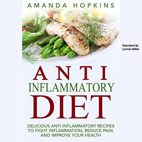 Anti-Inflammatory Diet audiobook cover art