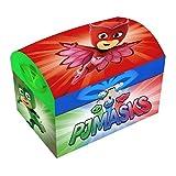 Disney–PJ Masks Caja Joyas cartón baúl, pj17011