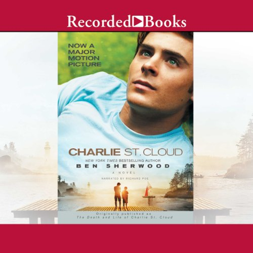 Charlie St. Cloud audiobook cover art