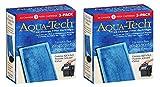 AquaTech Aqua-Tech EZ-Change # 3 Filter Cartridge for Power Filters 20/40-30/60, (6pcs) - Pack of 2
