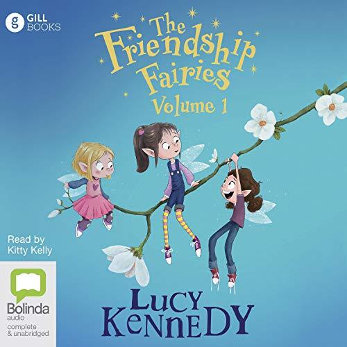 The Friendship Fairies, Books 1 & 2  By  cover art