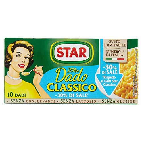 Star I Dadi, Classico, 10 Dadi, 100g