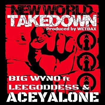 New World Takedown (feat. Leegoddess & Aceyalone)