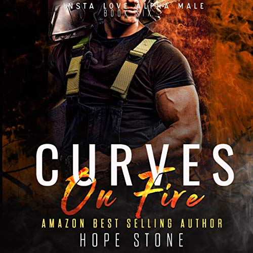 Curves on Fire: A Firefighter Curvy Woman Romance Titelbild