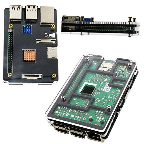 『kksmart Raspberry pi 3 model b ラズベリーパイ電子工作入門 5インチタッチパネルキット』の6枚目の画像