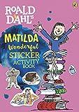 Matilda Sticker Activity Book (Roald Dahl)