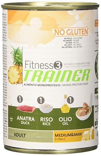 Natural Trainer Anatra, Riso, Olio, 400g