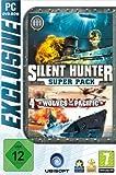 Silent Hunter 3 und 4 Steel-Edition [Importación alemana]