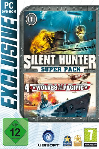 Silent Hunter 3&4 Super Pack (UBI X) AUT PC