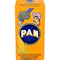 Pan Precocinado Harina De Maíz Amarilla 1 Kg