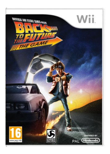 Back to the Future: The Game [Edizione: Regno Unito]