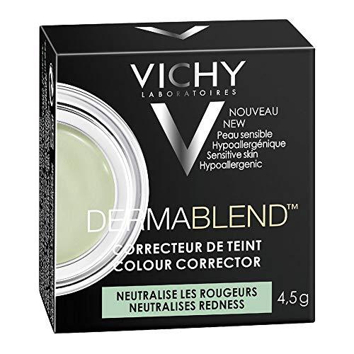 VICHY DERMABLEND Korrekturfarbe grün Creme 4.5 g