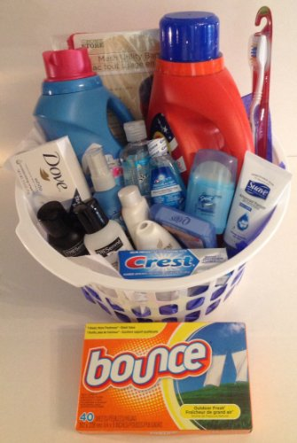 Welcome Home Care Package!! Perfect for Gift or Housewarming!!
