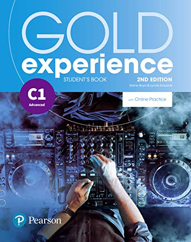 Gold Experience C1 Student's Book with Online Practice Pack