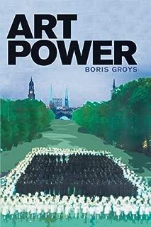 art power boris groys