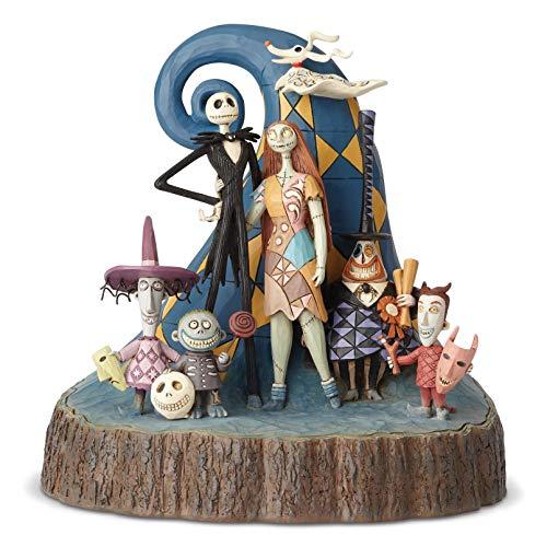 Figura Decorativa Pesadilla Antes de la Navidad, Disney