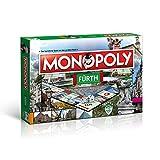Winning Moves 44543 Monopoly-Fürth: Der berühmte Brettspielklassiker trifft auf die kreisfreie Großstadt im bayerischen Regierungsbezirk Mittelfranken, Gesellschaftsspiel