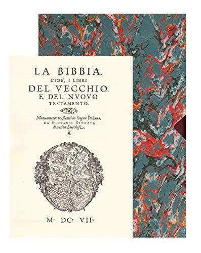 La sacra Bibbia. Diodati 1641