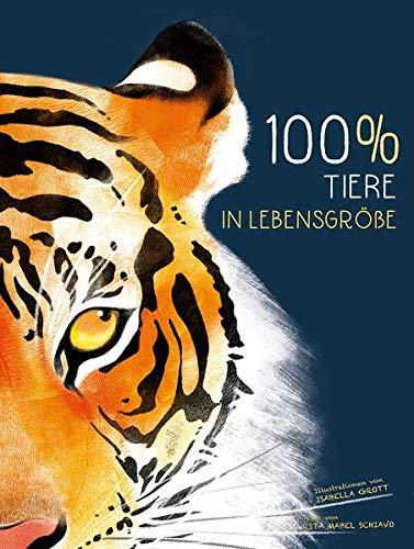 100% Tiere in Lebensgröße