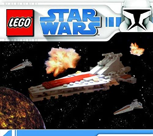 minorista de fitness Lego Star Wars BrickMaster Exclusive Limited Limited Limited Edition Mini Building Set  20007 Republic Star Destroyer (Bagged)  precioso