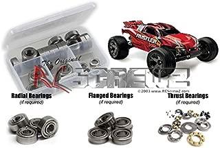 RC Screwz Metal Shielded Bearing Kit for Traxxas Rustler VXL TSM Ed. #tra066b