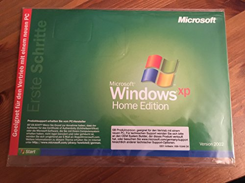 Microsoft Windows XP Home Edition SB + SP2