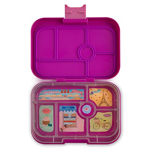 Yumbox Original Leakproof Bento Lunch Box Container for Kids...