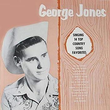 George Jones Sings