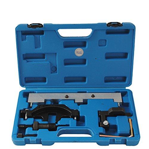 CCLIFE Motor Einstellwerzeug Arretierwerkzeug Steuerkette Wechsel Werkzeug Kompatibel mit BMW 1.6 N40 N45 N45T 116i 316i 316ti