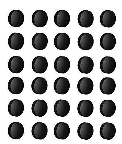 Pinnwandmagnet Kunststoff Weiß