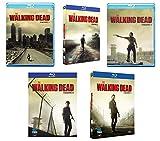 The Walking Dead stagioni 1-5 (blu ray)