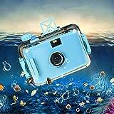 Kids Camera Underwater Digital Camera Waterproof, Film Camera for Snorkeling