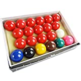 T&R sports 2' Billiard Snooker Ball Set Standard Size