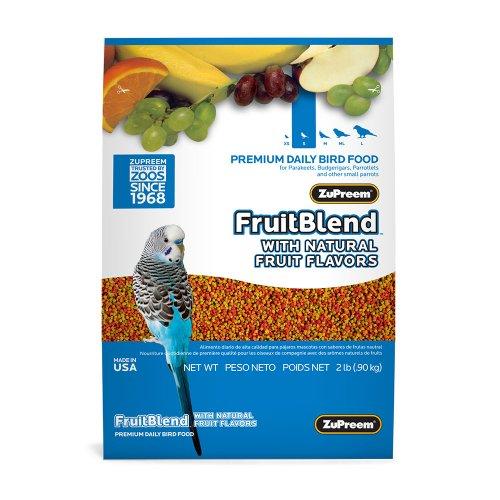 Zupreem FruitBlend Parakeet Food 2 lb.