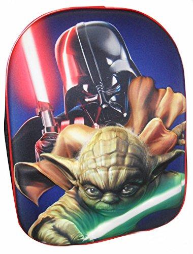 Star Wars Yoda 3D EVA - Mochila