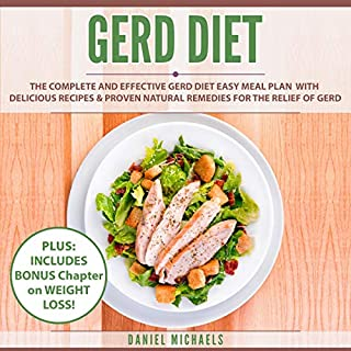 GERD Diet audiobook cover art