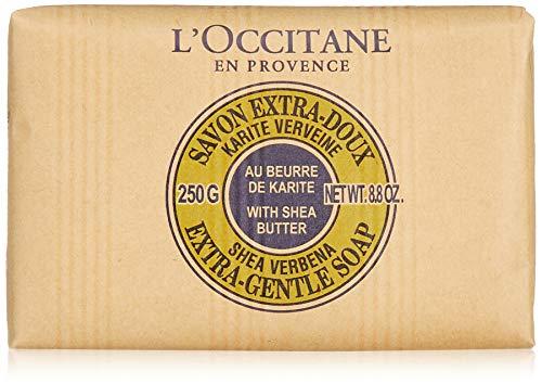 ロクシタン(L'OCCITANE) シアバターソープ 250g ヴァーベナ
