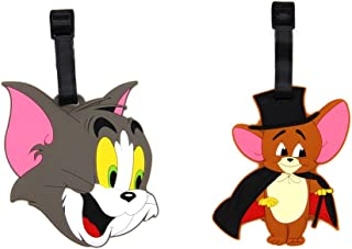 tom and jerry luggage