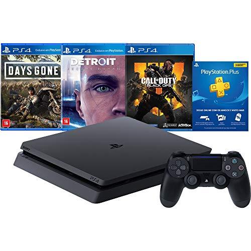 Console Playstation 4 Slim 1TB