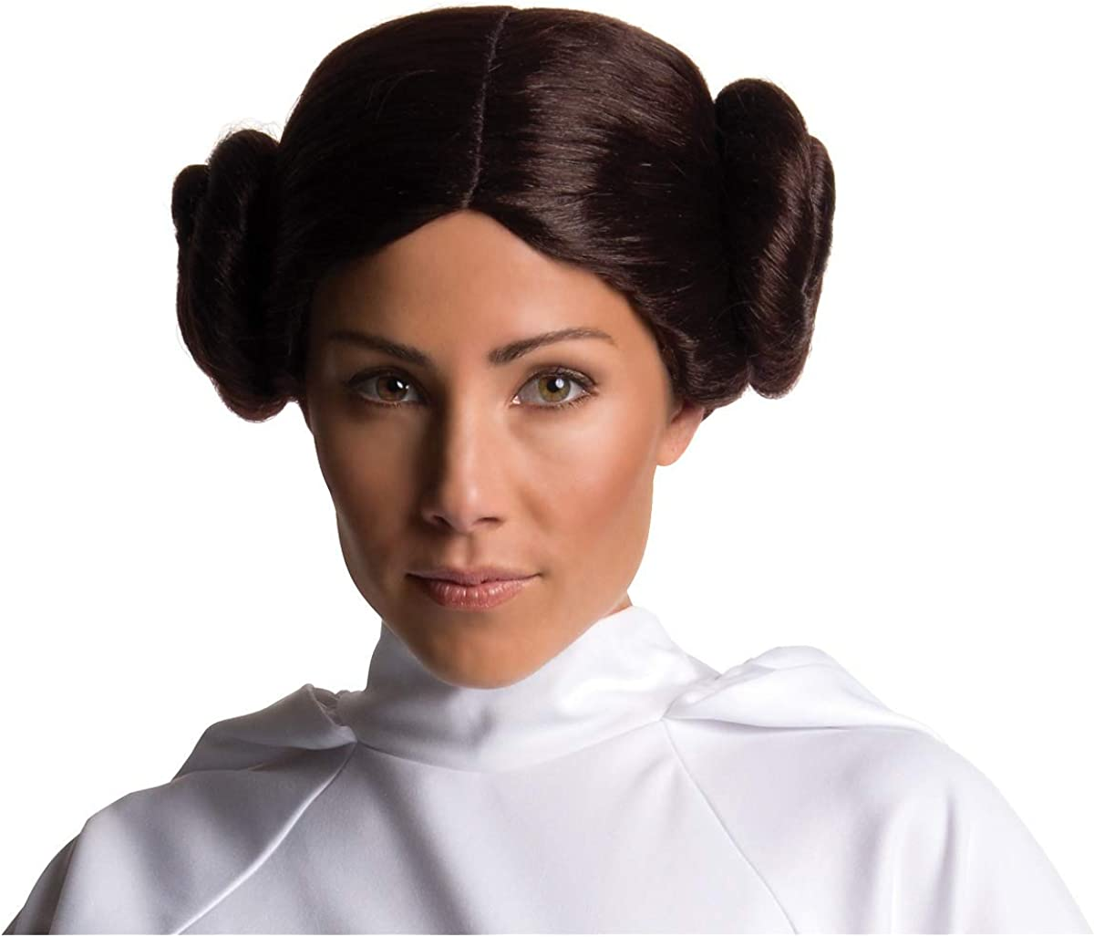 My Under blast sales Costume Wigs Women's Princess Ranking TOP11 Leia Size Brown One Dark Wig