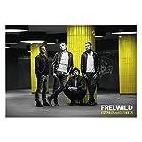 Frei.Wild - Rivalen & Rebellen Bandposter