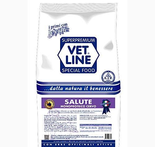 Vet Line salute monoproteico cervo