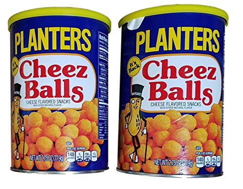 cheese balls planters - 3