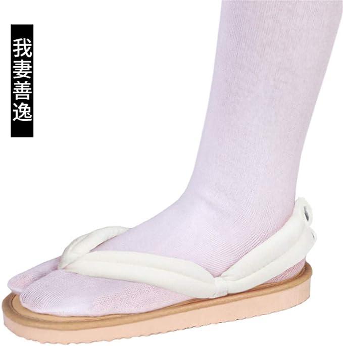 Cosplay Demon Slayer Kimetsu No Yaiba Kamado Tanjiron Shoes Geta Clogs Slippers
