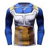 Cody Lundin Homme t-Shirt Compression Manches Longues Fitness Sport Chemise dans Diférences Couleurs