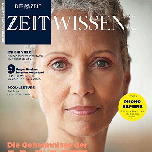 ZeitWissen Juni / Juli 2015 Titelbild