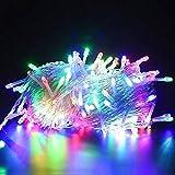 Nuevo tipo de luces de cadena de cuento de hadas, 160 LED,...